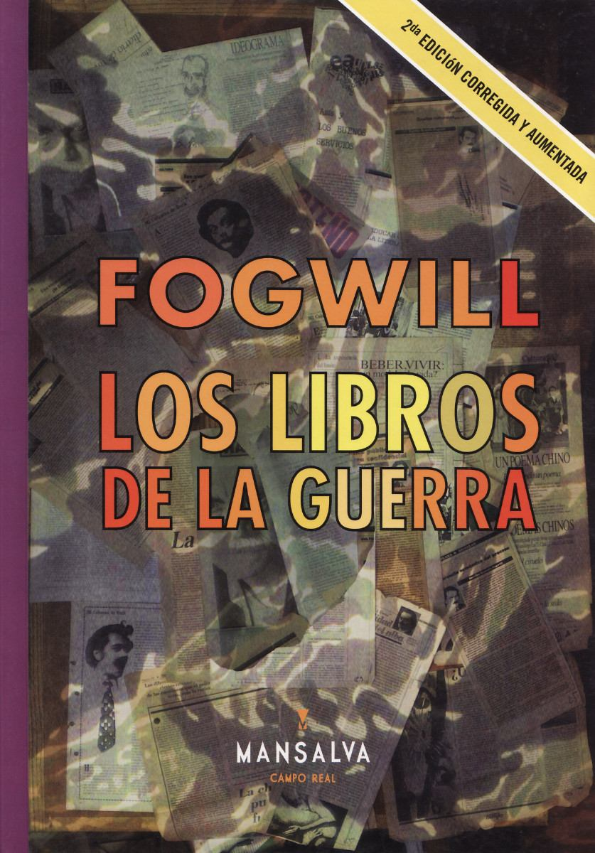 Los libros de la guerra